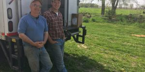 Meet Farmers Marty And Will Travis Of Down At The Farms, LLC