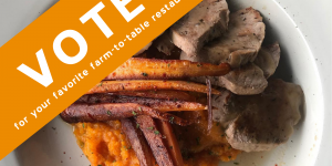 Voting Now Open For The  Illinois Favorite Farm-to-Table Restaurant Awards