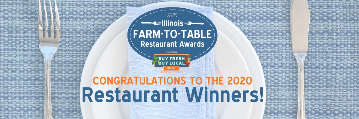Buy Fresh Buy Local Illinois Announces Farm-to-Table Restaurant Award Winners