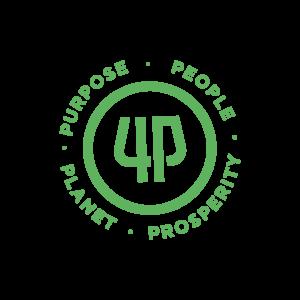 4P logo