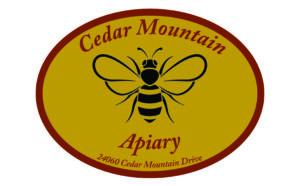 Cedar Mountain Apiary logo