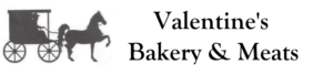 Valentine's Bakery & Meats logo